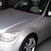 2010 Mercedes Benz C 200 blueefficiency