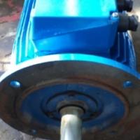 7.5 kw 525 volt 8 pole electric motor
