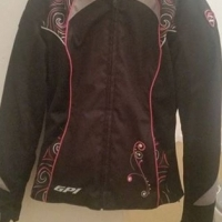 GPI Ladies Motorcycle Jacket for sale.