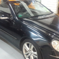 2003 Mercedes Benz CLK
