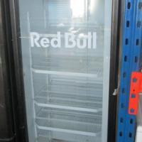 Red Bull Single Door Fridge