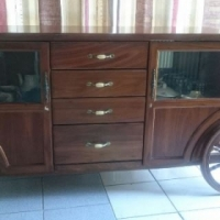 Unusual Coach, Cocktail Cabinet or Sideboard.