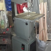 Bandsaw 168h x700w good working order