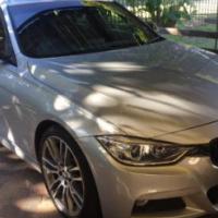 2015 BMW 320d M Sport AUTOMATIC for sale!