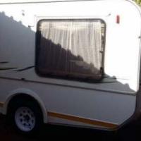 Gypsey Rascal caravan for sale