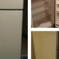 2nd/h top freezer fridge