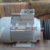 Electrical 11 kw motor R5000