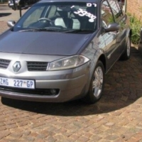 2006 Renault Megane Ii 1.9 Dci Dynamique+ 5dr for sale in Gauteng