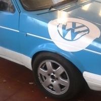 VW Golf 1 ( Rabbit )