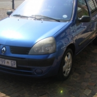 2005 Renault Clio 1.5 Dci Expression for sale in Gauteng