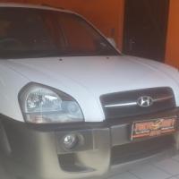 2007 Hyundai Tucson 2.0 GLS 4x2 Immaculate Condition!!
