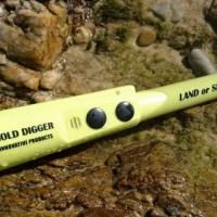 Metal Detecting Pin Pointer / Land or Sea