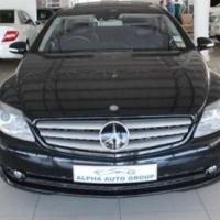 Mercedes Benz CL CL500