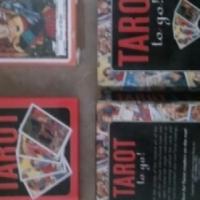tarot card box set