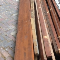 LAMINATED BEAMS 2ND HAND