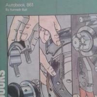 Citroen GS 1971-1976 -Workshop Manual - Autobook 861 - Kenneth Ball.
