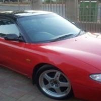 Mazda mx6 1996 model