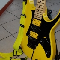 Custom Hot-Rodded Ibanez Gio (Only one of its Kind) including essential extras