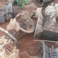 truck gearboxes, many