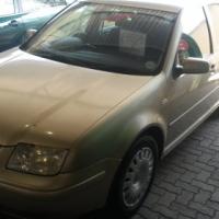 2002 VW Jetta 4 1.6 Comfortline Auto, Gold, 207 000km, R69 900