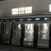 STATE OF THE ART ICE FACTORY FOR SALE