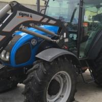Landini Power Farm DT90 CAB Tractor