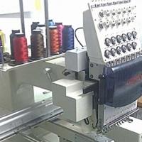 Gemsy 12 Needle Embroidery Machine