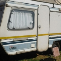 Sprite caravan for sale good price
