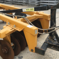 Santa Izabel GLCR 18x26 Plough