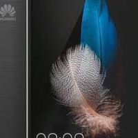 Huaweii P8 lite, new, with smart watch.