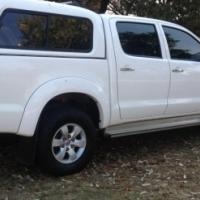 2011 Toyota Hilux 3.0 D4D Auto