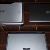Dell Latitude D630 -Windows 10,250GB H/drive,3GB Ram