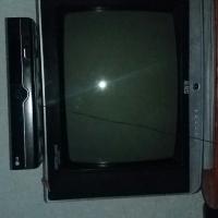 LG HOMETHERTER DVD WETH SPEAKERS AND 54CM COLUOR TV for big black sony sake music system