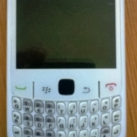 White Blackberry 8520 Curve For Sale