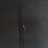 wall hung steel tool cabinet