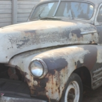1945 CHEV FLEET MASTER FOR SALE