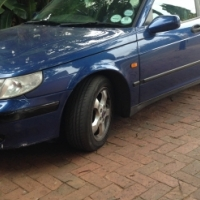 1999 SAAB 95,Automatic,only 169000km,BARGAIN.