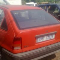 Opel Kadett 130 cub