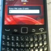 Blackberry 9360 Curve Smart Phone For Sale