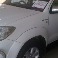 2010 TOYOTA FORTUNER 3.0 D-4D R/B SUV