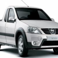 Nissan np200 towbar