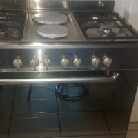 ELBA Duel Gas/Electric Stove Oven