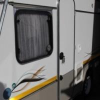 2010 Jurgens Palma Caravan Mossel Bay, Western Cape