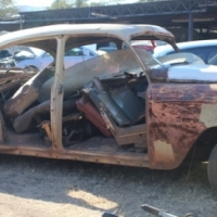 1954 CHEVY CAR X 2 FOR SALE