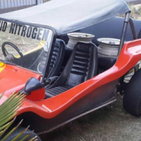 1.6 twinport beachbuggy