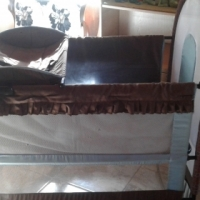 baby cot with carry cot