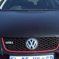 GOLF 5 2.0, 2007 Model,5 Doors factory A/C And C/D Player