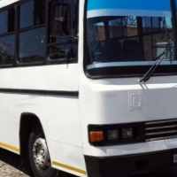 Mercedes-Benz 1317 Commuter Bus-40 Seater-Refurbished