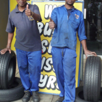 LOOKING FOR THE BEST DEALS ON TYRES