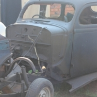 1936 DODGE FOR SALE